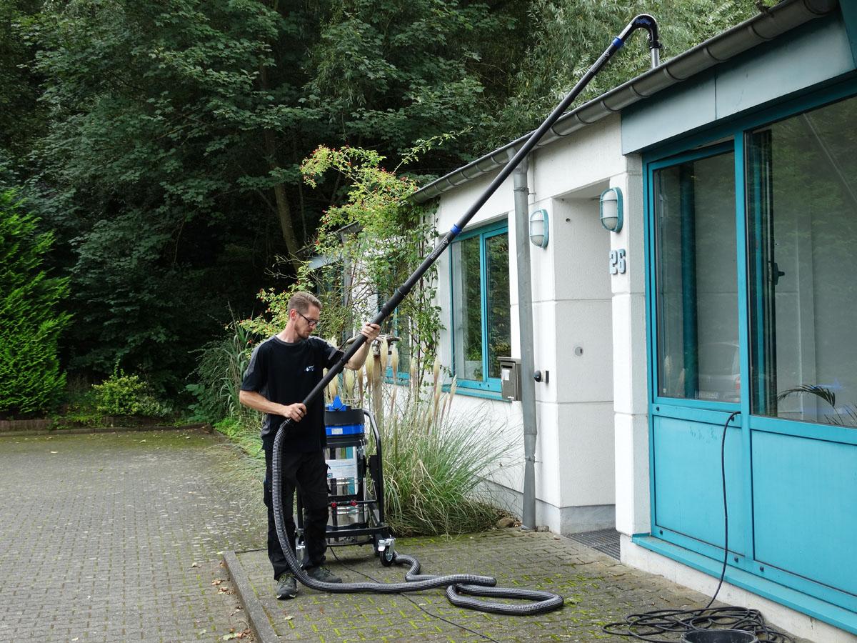 Dachrinnen-Reinigung von Reinigungsservice Wolanski